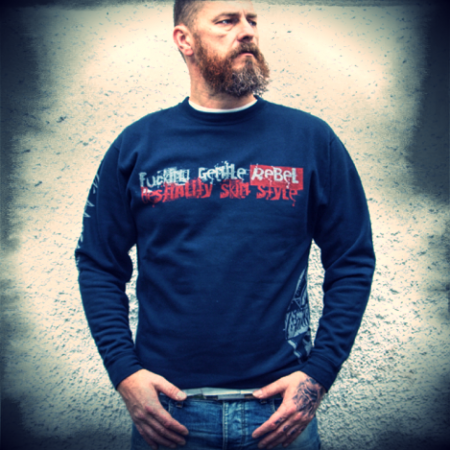 CARTEL GENTLE REBEL - DARK BLUE