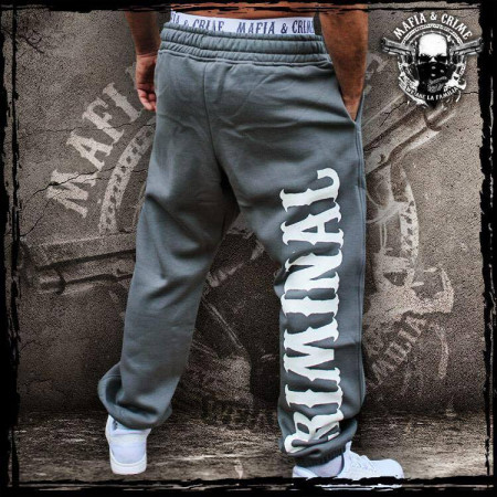 "Mafia & Crime ""MC CRIMINAL"" 465 grey"