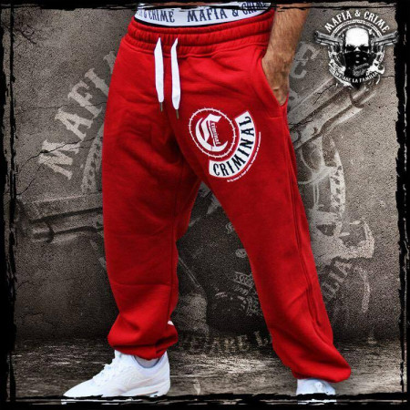 "Mafia & Crime ""MC CRIMINAL"" 465 red"