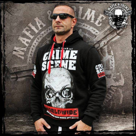 "Mafia & Crime ""MC CRIME SCENE"" 445 Black"