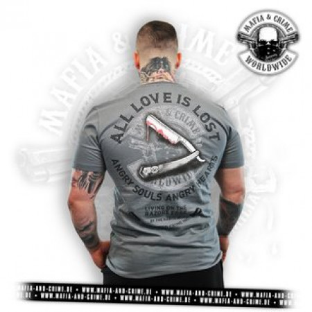 MC All love is lost shirt