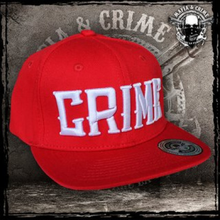 MC CRIME Basecap